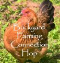Backyard Farming Blog Hop