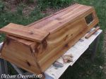 Natural Finish forBeehives